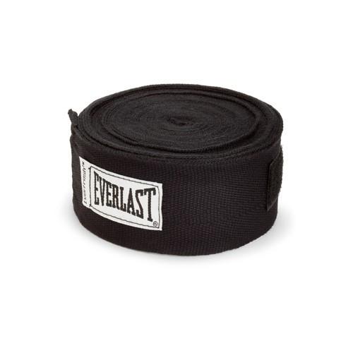 Бинты боксерские 4.55м Черный