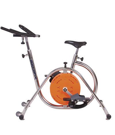 Велотренажер для бассейна ACTIVE AQQUABIKE AFA 0002 PRW  (Стальной)