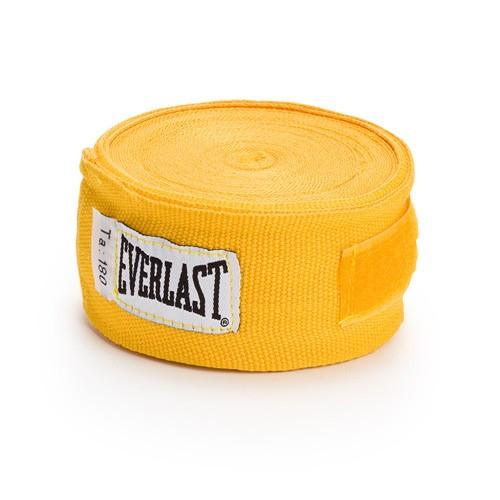Бинты боксерские 4.55м Желтый