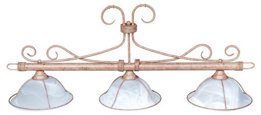"Лампа на три плафона ""Hanover"""