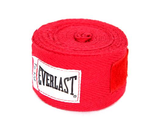 Бинты боксерские 2.75м Красный