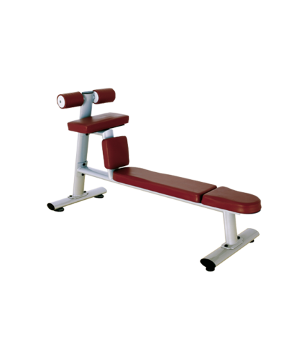BRONZE GYM H-035 Скамья для скручиваний горизонтальная
