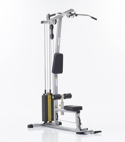 Верхняя/нижняя тяга, встроенный весовой стек CLM-855WS