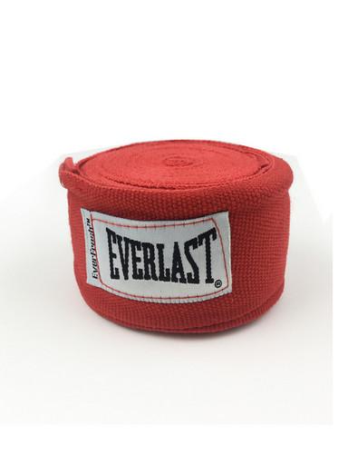 Бинты боксерские 2.5 м Elastic Красный