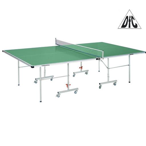 Всепогодный теннисный стол DFC Tornado зеленый S600G