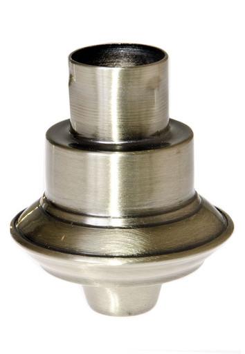Декоративный наконечник для штанги (матово-бронзовый)