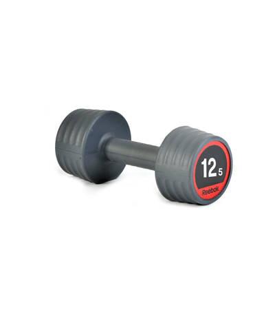 Гантели обрезиненные Reebok, 12,5 кг RSWT-100625