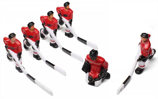 """Команда игроков для хоккея """"Alaska/Winter Classic/Legend 17"""", красные"""