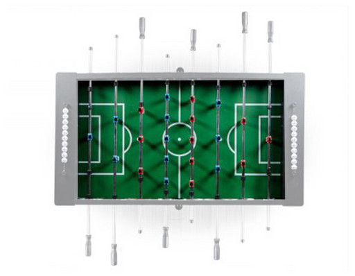 Игровое поле для футбола «Roma»