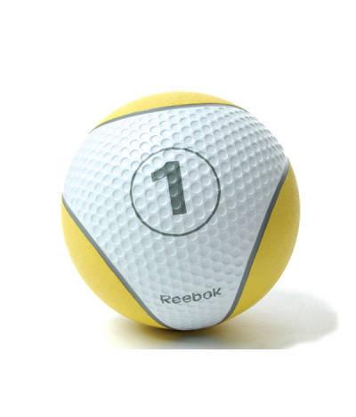 Медицинский мяч Reebok, 1 кг RE-21121