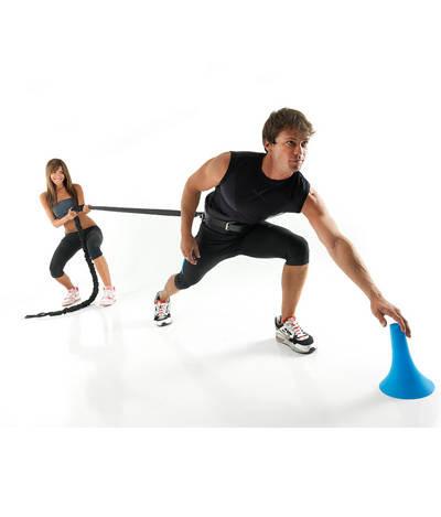 Набор для скоростного тренинга (экстра-сильный) KWSR01-02