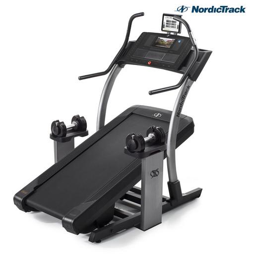 Беговая дорожка NordicTrack Incline Trainer X9i