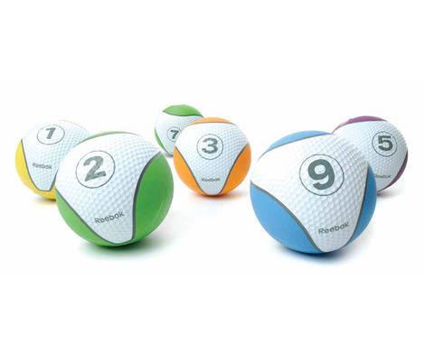 Медицинский мяч Reebok, 4 кг RE-21124