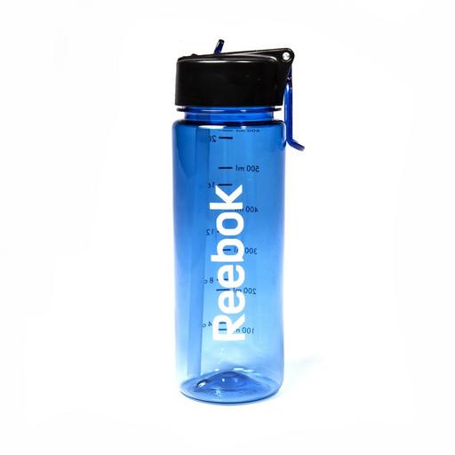 Бутылка для воды Reebok 0,65 (Голубая), Арт. RABT-P65BLREBOK