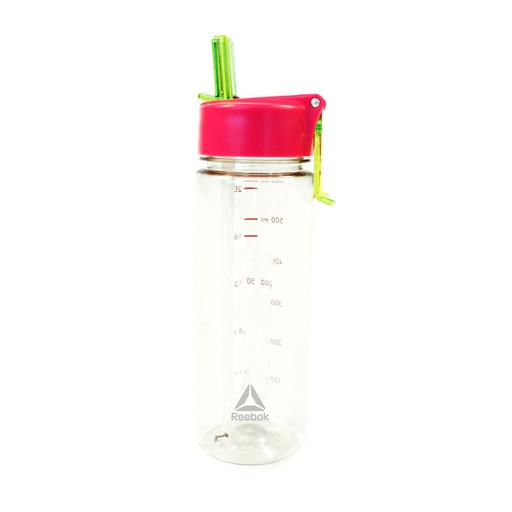 Бутылка для воды Reebok 0,65 Pink Reebok, Арт. RABT-P65TPKEBOK