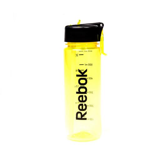Бутылка для воды Reebok 0,65 Yellow Reebok, Арт. RABT-P65YLREBOK
