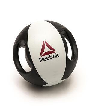 Медицинский мяч с рукоятками Reebok, 8 кг RSB-16128