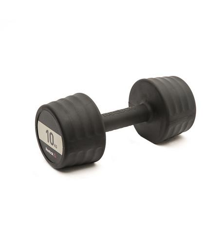 Гантели обрезиненные Reebok, 10 кг RSWT-16060