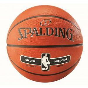 Баскетбольный мяч Spalding NBA Silver, размер 7, Арт. 83016