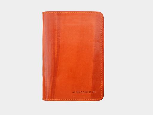 Обложка для паспорта Alexander TS PR006 Orange