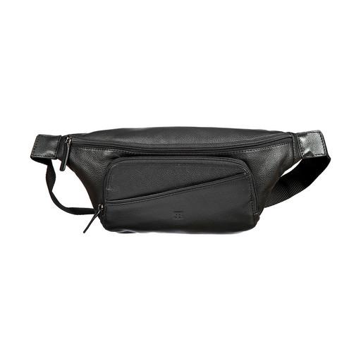 Мужская сумка на пояс Sergio Belotti 012-2314 DENIM BLACK