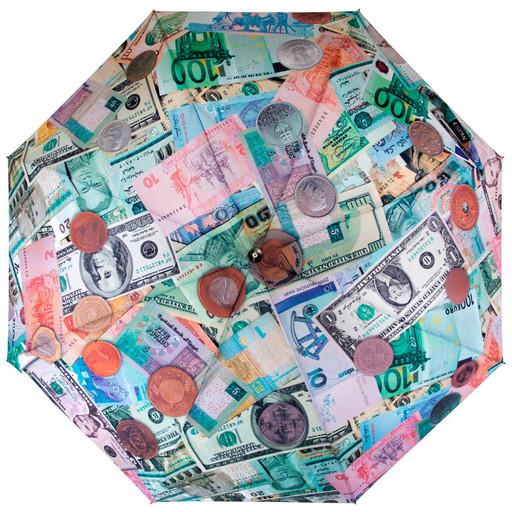 Зонт складной женский Flioraj 014-42 FJ