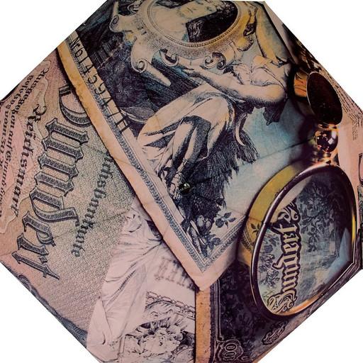 Зонт складной женский Flioraj 016-001 FJ