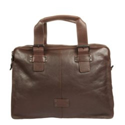 Бизнес-сумка GIANNI CONTI 1131411 DARK BROWN