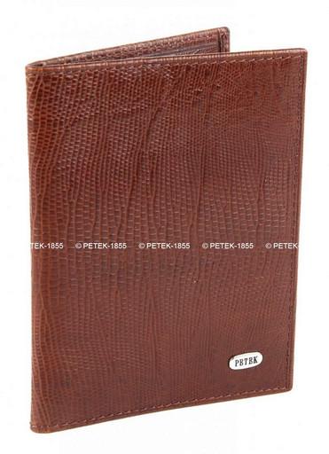 Кредитница кожаная мужская Petek 123.041.02