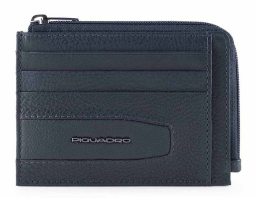 Чехол для кредитных карт Piquadro W101 PP4822W101R/BLU