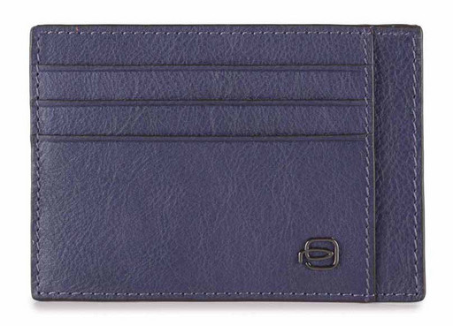 Чехол для кредитных карт Piquadro Black Square PP2762B3R/BLU4