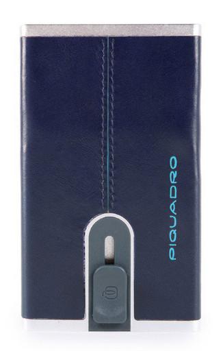 Чехол для кредитных карт Piquadro Blue Square PP4825B2R/BLU2