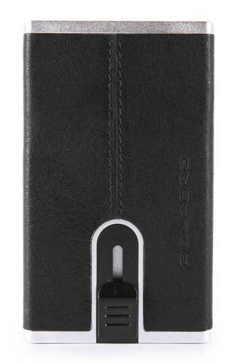 Чехол для кредитных карт Piquadro Black Square PP4825B3R/N