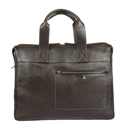 Бизнес-сумка GIANNI CONTI 1541268 DARK BROWN
