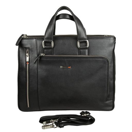 Бизнес-сумка GIANNI CONTI 1601161 BLACK