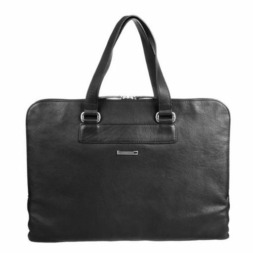 Мужская сумка GIANNI CONTI 1601289 BLACK
