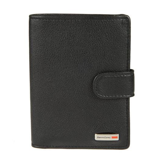 Портмоне с обложкой для документов GIANNI CONT 1608451 BLACK