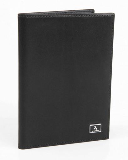 Обложка для паспорта Alvorada 2005 BLACK