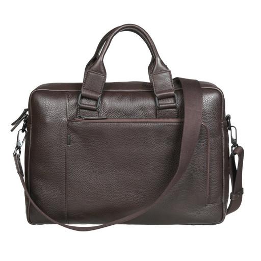Бизнес-сумка GIANNI CONTI 1811342 DARK BROWN