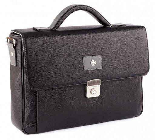 Портфель мужской NarVin 9746 N.Polo/Black