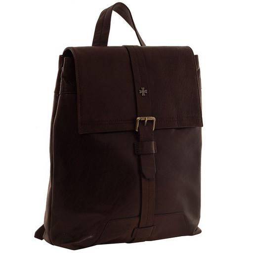 Рюкзак женский NarVin 9764 N.Vegetta Brown 9764 N.Vegetta Brown