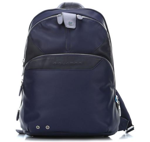 Рюкзак кожаный Piquadro CA2944OS/BLU2