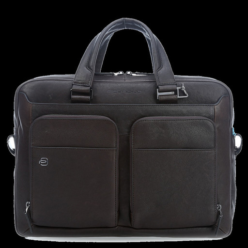 Кожаная бизнес сумка Piquadro CA2849B3/TM