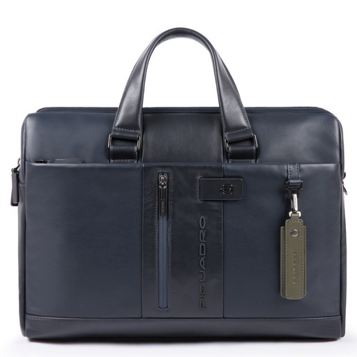 Мужская сумка для ноутбука Piquadro CA3339UB00/BLU