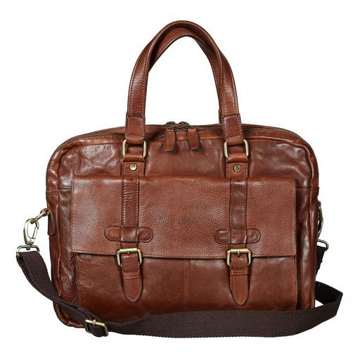 Бизнес-сумка GIANNI CONTI 4001381 TAN