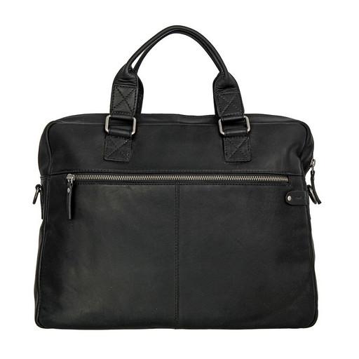 Бизнес-сумка GIANNI CONTI 4081384 BLACK