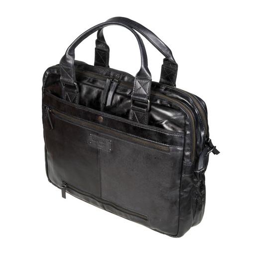 Бизнес-сумка GIANNI CONTI 4101283 BLACK