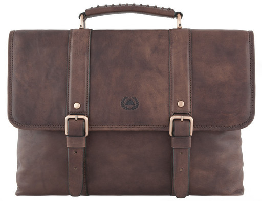 Портфель со съемным плечевым ремнем Tony Perotti 743271/2