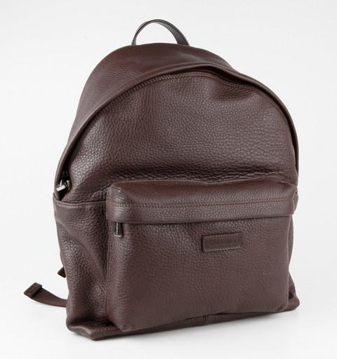 Кожаный мужской рюкзак Chiarugi 74655 MARR