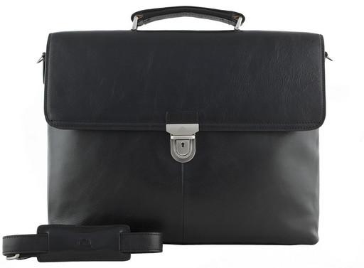 Мужской кожаный портфель Tony Perotti 303422/1